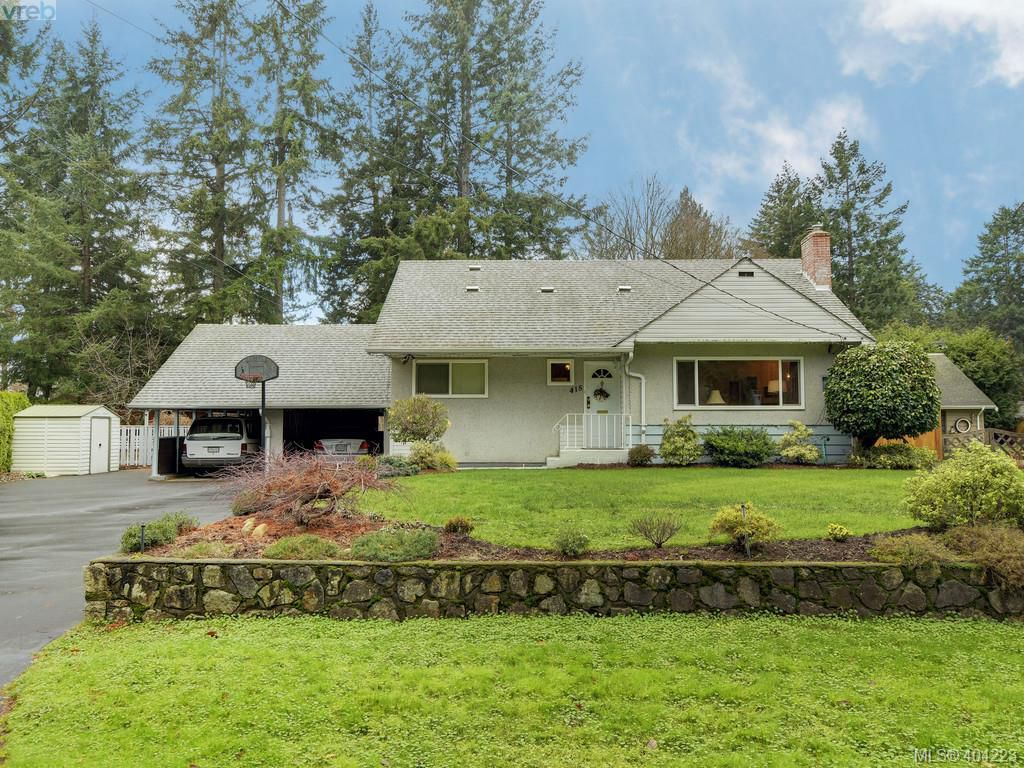 Main Photo: 415 Terrahue Road in VICTORIA: Co Wishart South Single Family Detached for sale (Colwood)  : MLS®# 404223