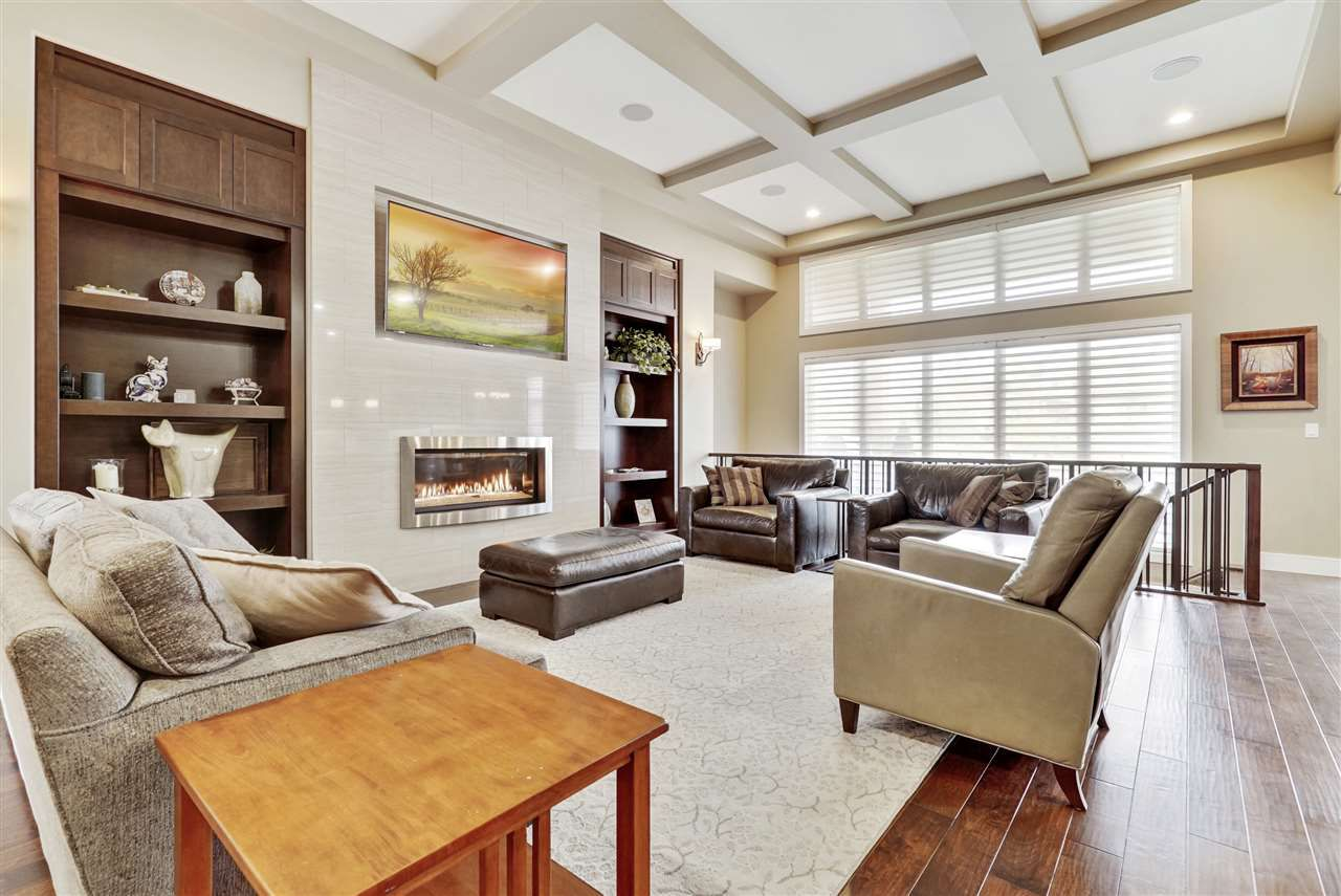 Main Photo: 3413 WATSON Place in Edmonton: Zone 56 House for sale : MLS®# E4140582