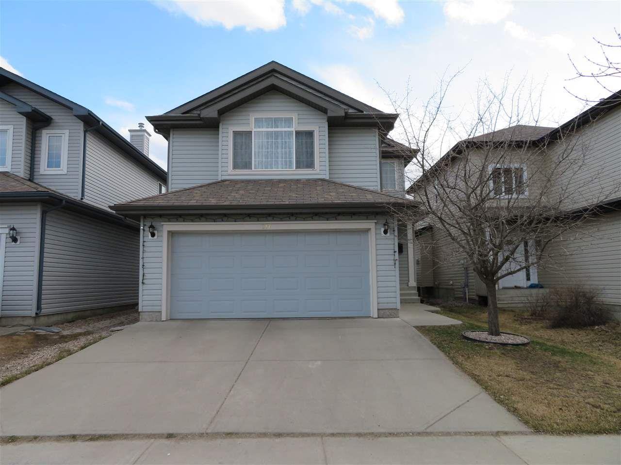 Main Photo: 217 MACEWAN Road in Edmonton: Zone 55 House for sale : MLS®# E4142562