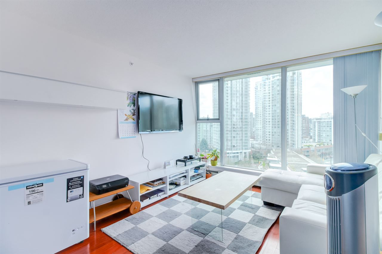 Main Photo: 1507 1008 CAMBIE Street in Vancouver: Yaletown Condo for sale (Vancouver West)  : MLS®# R2351949