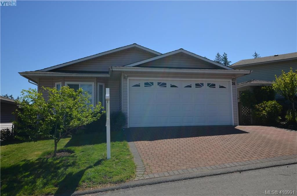 Main Photo: 26 Eagle Lane in VICTORIA: VR Glentana Manu Double-Wide for sale (View Royal)  : MLS®# 410991