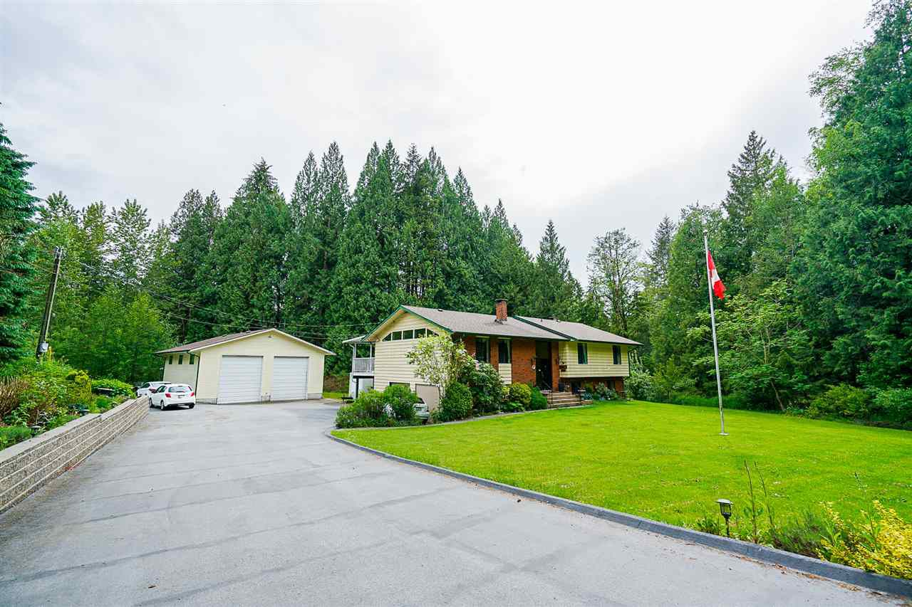 Main Photo: 26990 112 Avenue in Maple Ridge: Thornhill MR House for sale : MLS®# R2372770