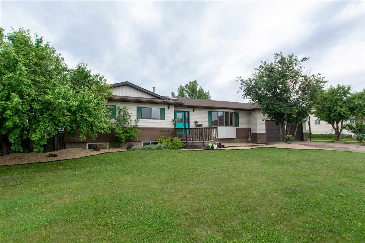 Ranch style bungalow is a must see!