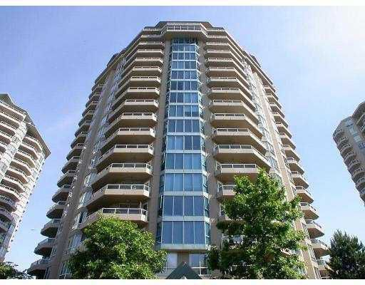"""Main Photo: 404 1235 QUAYSIDE DR in New Westminster: Quay Condo for sale in """"THE RIVIERA"""" : MLS®# V567170"""