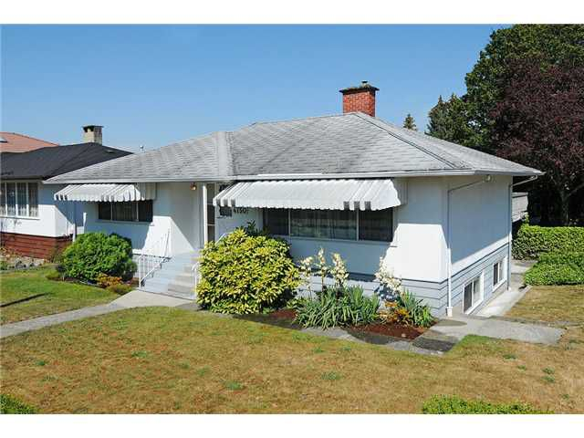 Main Photo: 4750 BOUNDARY Road in Burnaby: Central Park BS House for sale (Burnaby South)  : MLS®# V871729