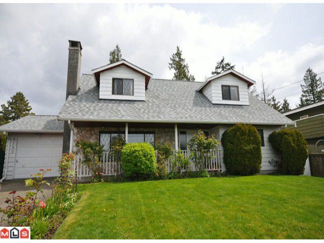 Main Photo: 8780 112TH Street in Delta: Annieville House for sale (N. Delta)  : MLS®# F1111785