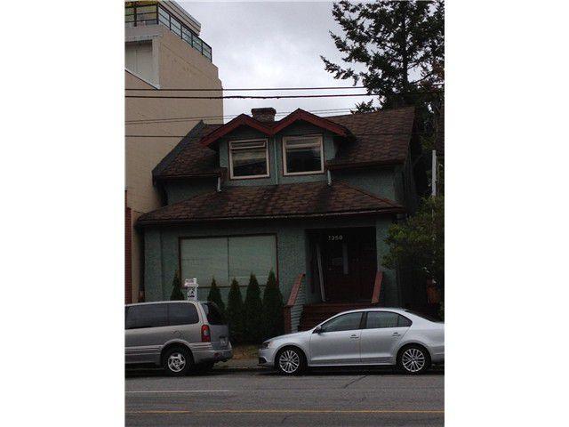 Main Photo: 2050 ALMA Street in Vancouver: Kitsilano House Triplex for sale (Vancouver West)  : MLS®# V976550