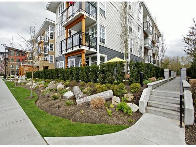 """Main Photo: B102 23255 BILLY BROWN Road in Langley: Fort Langley Condo for sale in """"The Village at Bedford Landing"""" : MLS®# F1409382"""