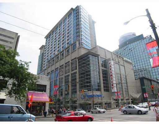 Main Photo: # 1802 938 SMITHE ST in Vancouver: Downtown VW Condo for sale (Vancouver West)  : MLS®# V611893