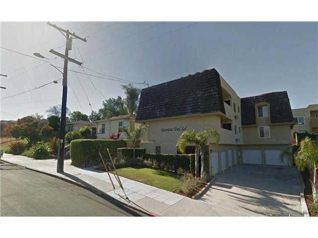 Main Photo: SAN DIEGO Condo for sale : 2 bedrooms : 2913 A Street #5