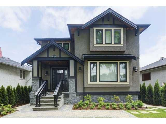 Main Photo: 3479 W 10TH Avenue in Vancouver: Kitsilano House for sale (Vancouver West)  : MLS®# V1097462