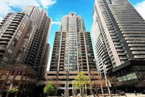 Main Photo: 3 750 Bay Street in Toronto: Bay Street Corridor Condo for lease (Toronto C01)  : MLS®# C3148721