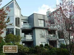 "Main Photo: 310 60 RICHMOND Street in New Westminster: Fraserview NW Condo for sale in ""GATEHOUSE PLACE"" : MLS®# R2056070"