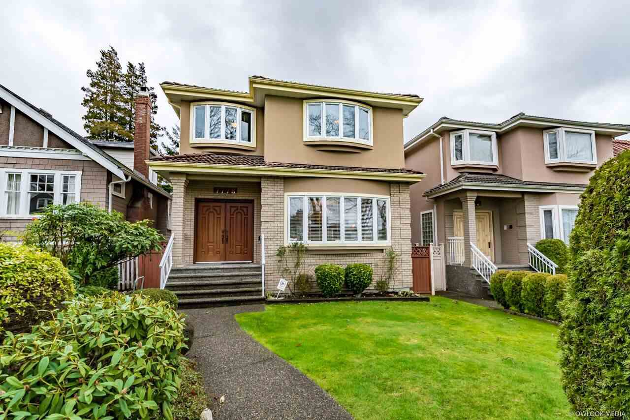 Main Photo: 7778 CARTIER Street in Vancouver: Marpole House for sale (Vancouver West)  : MLS®# R2236938