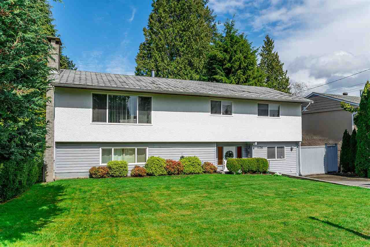 "Main Photo: 11781 71A Avenue in Delta: Sunshine Hills Woods House for sale in ""SUNSHINE HILLS"" (N. Delta)  : MLS®# R2271175"