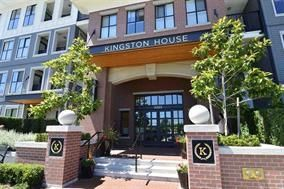 "Main Photo: 411 3323 151 Street in Surrey: Morgan Creek Condo for sale in ""Kingston House"" (South Surrey White Rock)  : MLS®# R2289396"