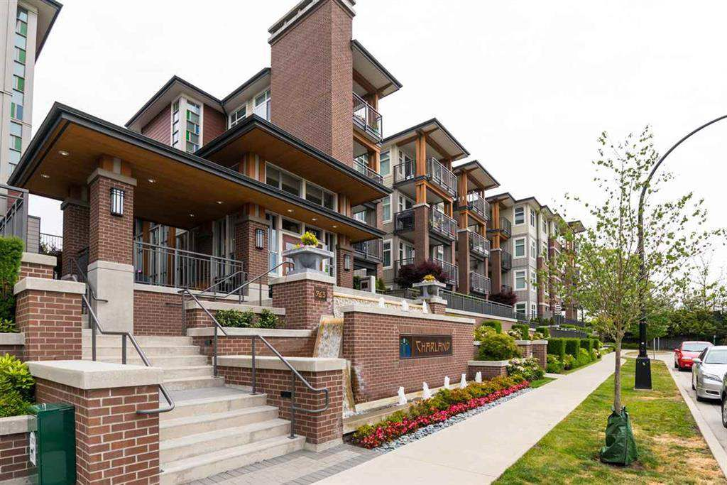 "Main Photo: 2407 963 CHARLAND Avenue in Coquitlam: Central Coquitlam Condo for sale in ""CHARLAND"" : MLS®# R2305775"