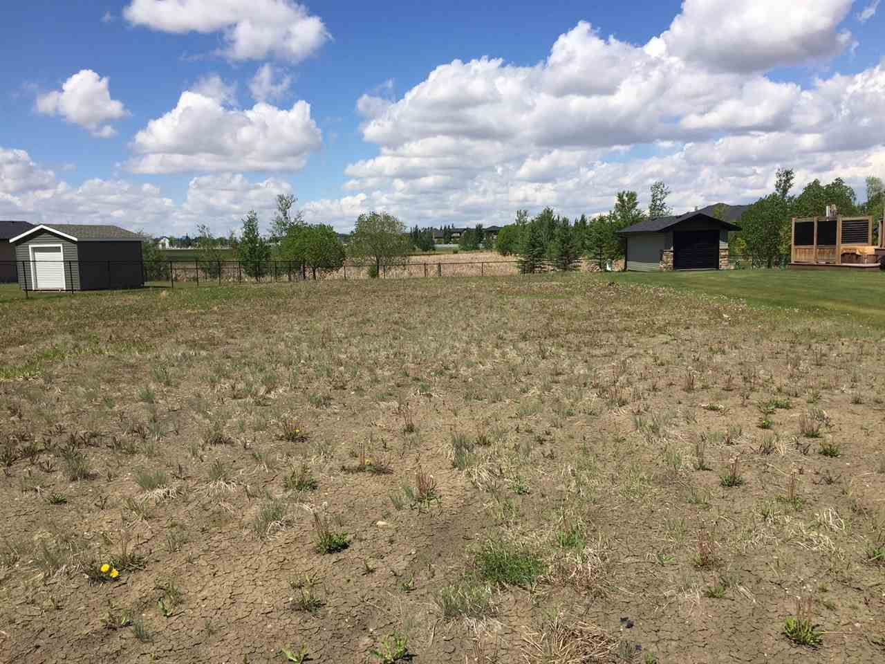 Main Photo: 180 GREENFIELD Way: Fort Saskatchewan Vacant Lot for sale : MLS®# E4133685