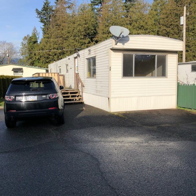 """Main Photo: 75 5742 UNSWORTH Road in Sardis: Vedder S Watson-Promontory Manufactured Home for sale in """"CEDAR GROVE"""" : MLS®# R2331297"""