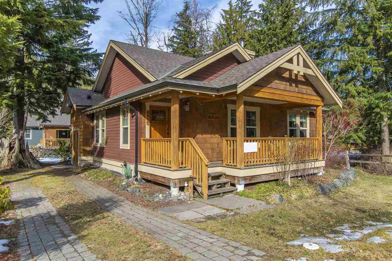 """Main Photo: 1850 WOOD DUCK Way: Lindell Beach House for sale in """"THE COTTAGES AT CULTUS LAKE"""" (Cultus Lake)  : MLS®# R2348054"""