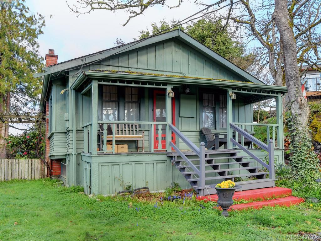 Main Photo: 4034 Zinnia Road in VICTORIA: SW Marigold Single Family Detached for sale (Saanich West)  : MLS®# 407996