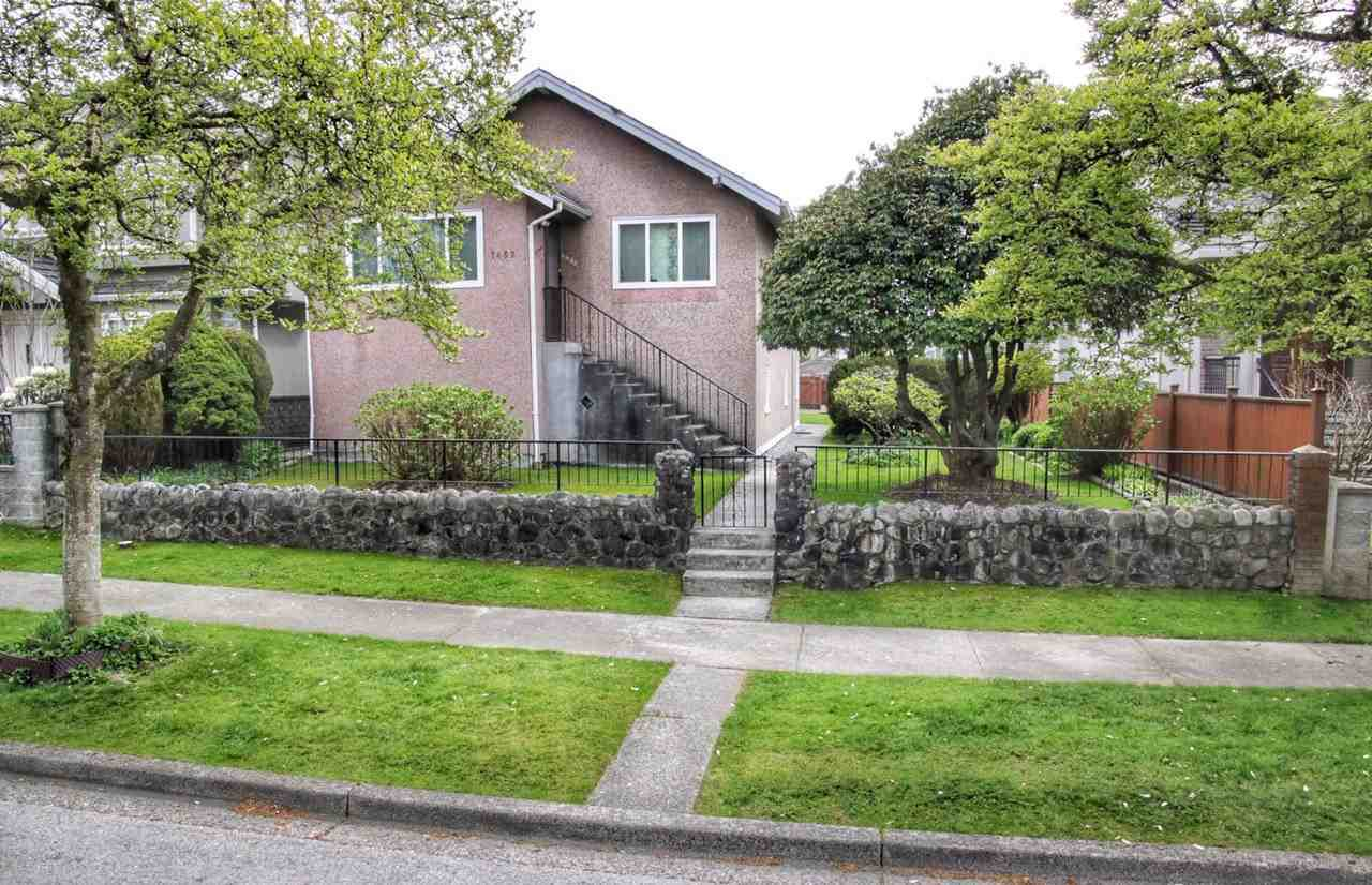 Main Photo: 1452 E 27TH Avenue in Vancouver: Knight House for sale (Vancouver East)  : MLS®# R2362692