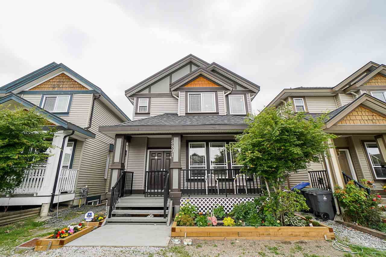 Main Photo: 5891 148 Street in Surrey: Sullivan Station House for sale : MLS®# R2378408