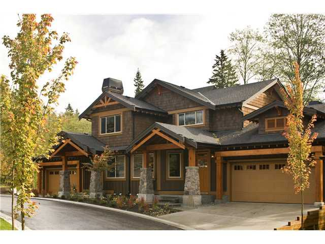 "Main Photo: 99 24185 106B Avenue in Maple Ridge: Albion Townhouse for sale in ""TRAILS EDGE"" : MLS®# V878905"