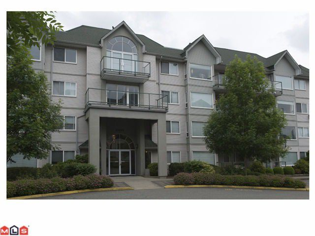 "Main Photo: 401 33688 KING Road in Abbotsford: Poplar Condo for sale in ""COLLEGE PARK PLACE"" : MLS®# F1225452"