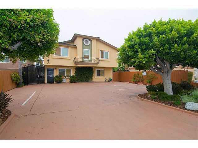 Main Photo: NORTH PARK Condo for sale : 1 bedrooms : 3747 32nd St # 7 in San Diego