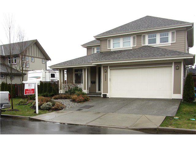 Main Photo: 10450 GLENROSE Drive in Delta: Nordel House for sale (N. Delta)  : MLS®# F1405688