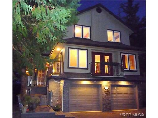 Main Photo: 5255 Parker Avenue in VICTORIA: SE Cordova Bay Single Family Detached for sale (Saanich East)  : MLS®# 346813