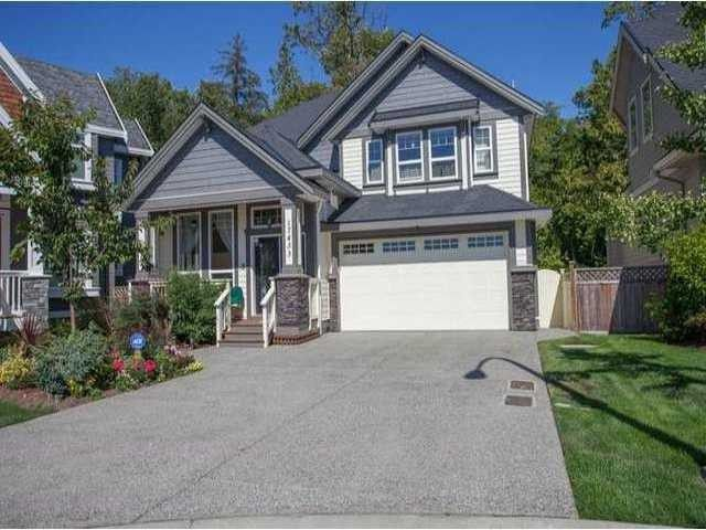 """Main Photo: 17433 1ST Avenue in Surrey: Pacific Douglas House for sale in """"SUMMERFIELD"""" (South Surrey White Rock)  : MLS®# F1435587"""