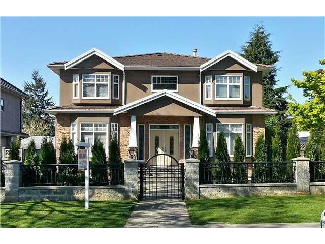 "Main Photo: 6807 BURFORD Street in Burnaby: Upper Deer Lake House for sale in ""Upper Deer Lake"" (Burnaby South)  : MLS®# V1119222"