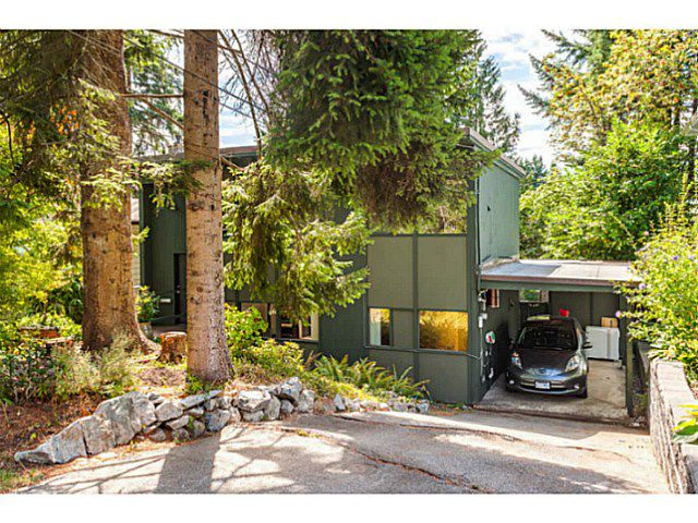 Main Photo: 1191 WELLINGTON Drive in North Vancouver: Lynn Valley House for sale : MLS®# V1138202