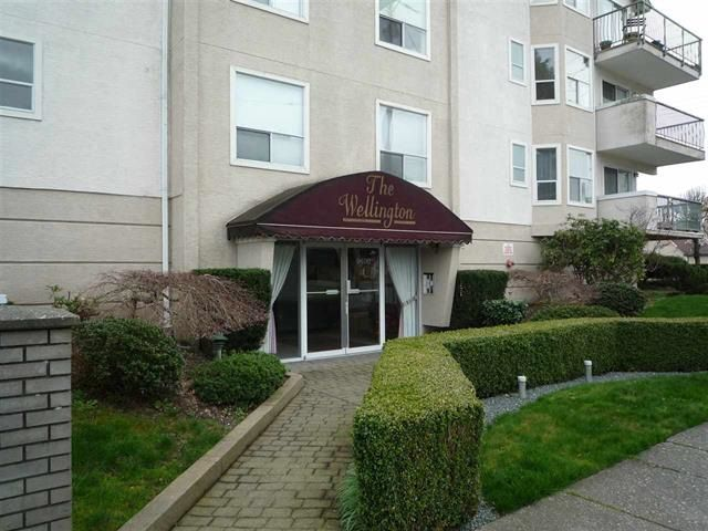 """Main Photo: 104 9400 COOK Street in Chilliwack: Chilliwack N Yale-Well Condo for sale in """"THE WELLINGTON"""" : MLS®# R2076679"""