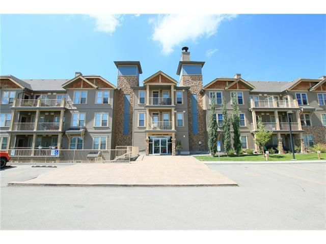 Main Photo: 106 207 SUNSET Drive: Cochrane Condo for sale : MLS®# C4076221