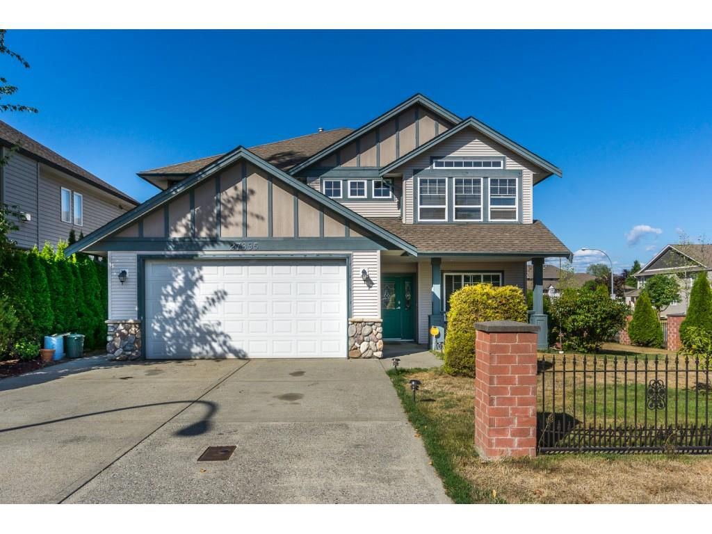 "Main Photo: 27895 JUNCTION Avenue in Abbotsford: Aberdeen House for sale in ""Station"" : MLS®# R2204939"