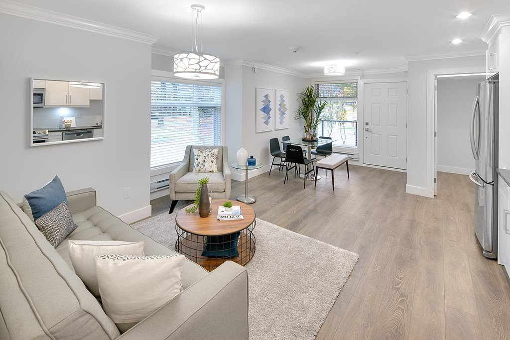 "Main Photo: 5196 CHAMBERS Street in Vancouver: Collingwood VE Townhouse for sale in ""Norquay Park Gardens"" (Vancouver East)  : MLS®# R2220073"