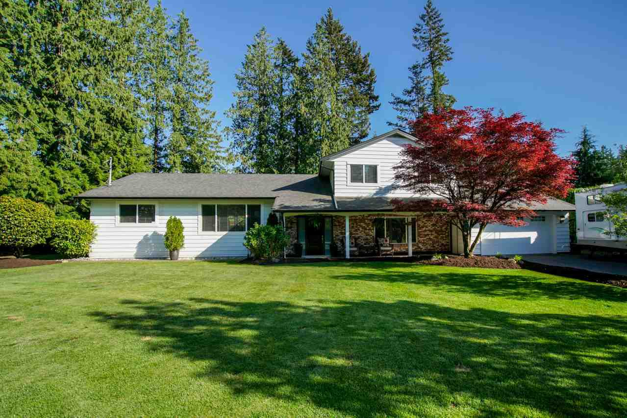 Main Photo: 4338 199A Street in Langley: Brookswood Langley House for sale : MLS®# R2269653