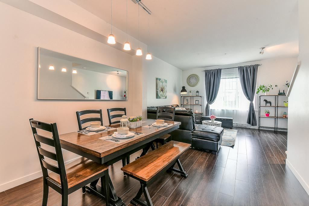 """Main Photo: 49 3010 RIVERBEND Drive in Coquitlam: Coquitlam East Townhouse for sale in """"WESTWOOD"""" : MLS®# R2292233"""