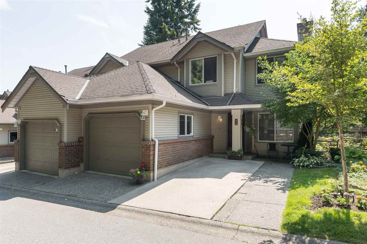 "Main Photo: 516 13900 HYLAND Road in Surrey: East Newton Townhouse for sale in ""HYLAND GROVE"" : MLS®# R2294948"