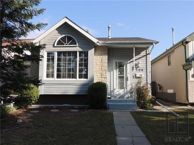 Main Photo: 108 George Marshall Way in Winnipeg: East Transcona Residential for sale (3M)  : MLS®# 1824219