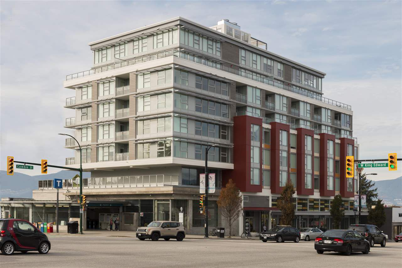 "Main Photo: 705 4083 CAMBIE Street in Vancouver: Cambie Condo for sale in ""Cambie Star"" (Vancouver West)  : MLS®# R2319135"