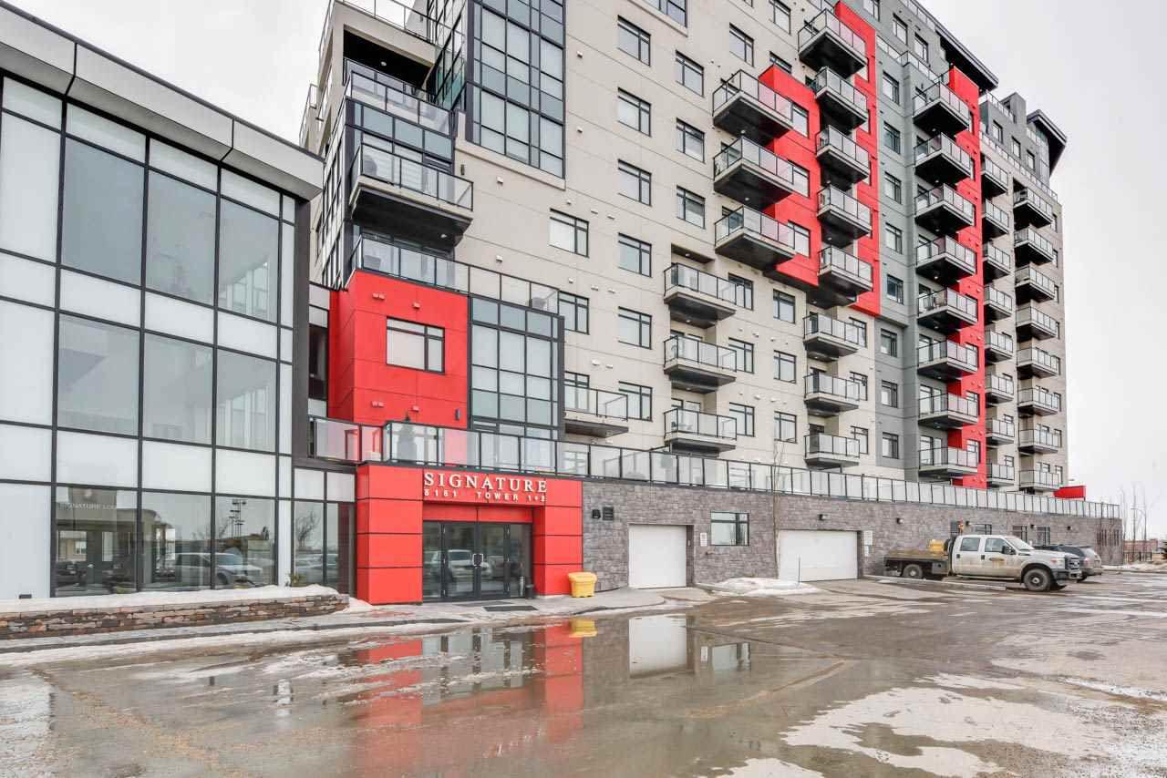 Main Photo: 631 5151 WINDERMERE Boulevard in Edmonton: Zone 56 Condo for sale : MLS®# E4156925
