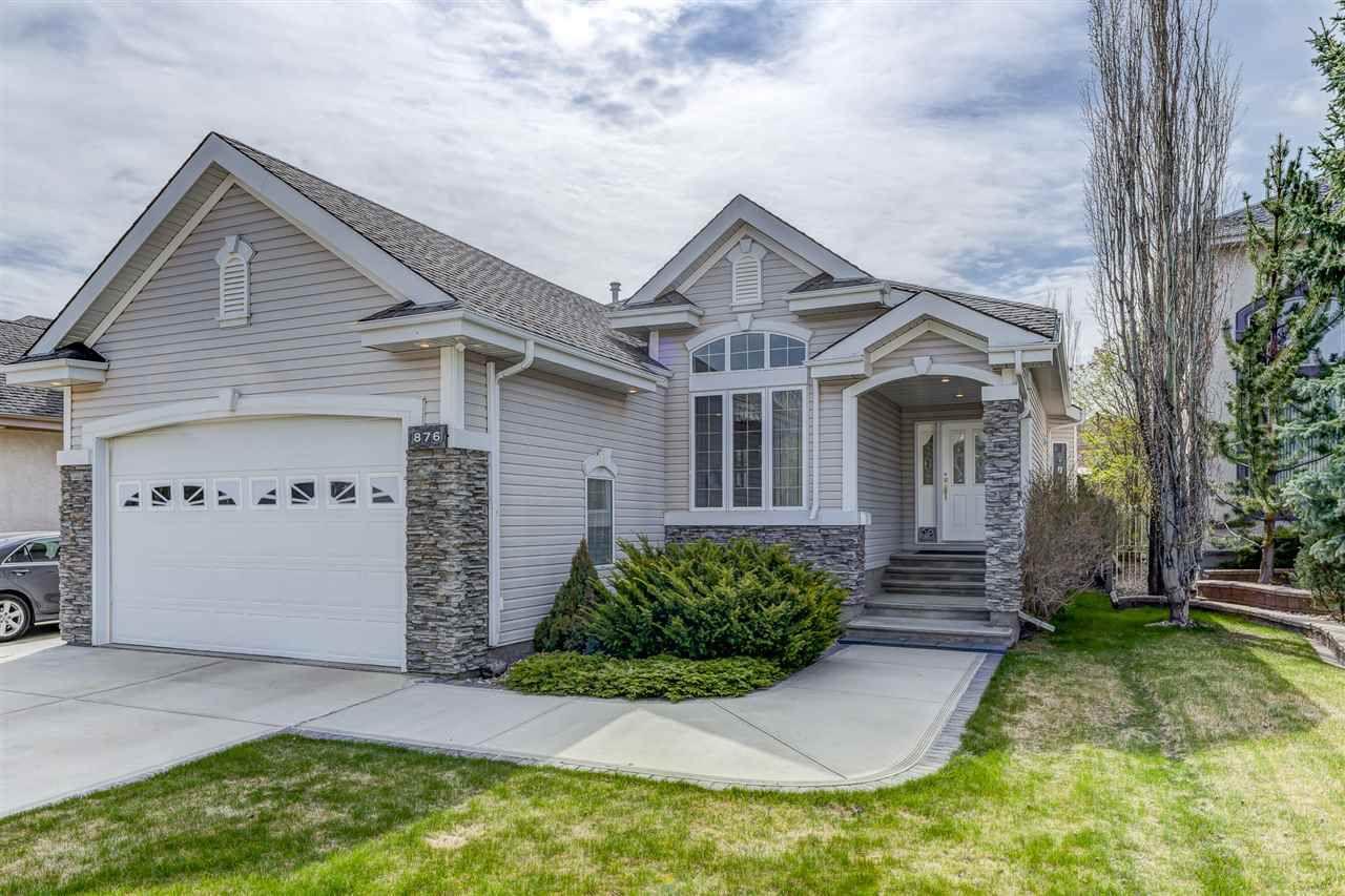 Main Photo: 876 TWIN BROOKS Close in Edmonton: Zone 16 House for sale : MLS®# E4157025