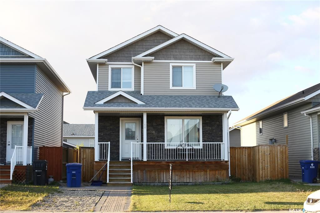 Main Photo: 158 West Hampton Boulevard in Saskatoon: Hampton Village Residential for sale : MLS®# SK772249