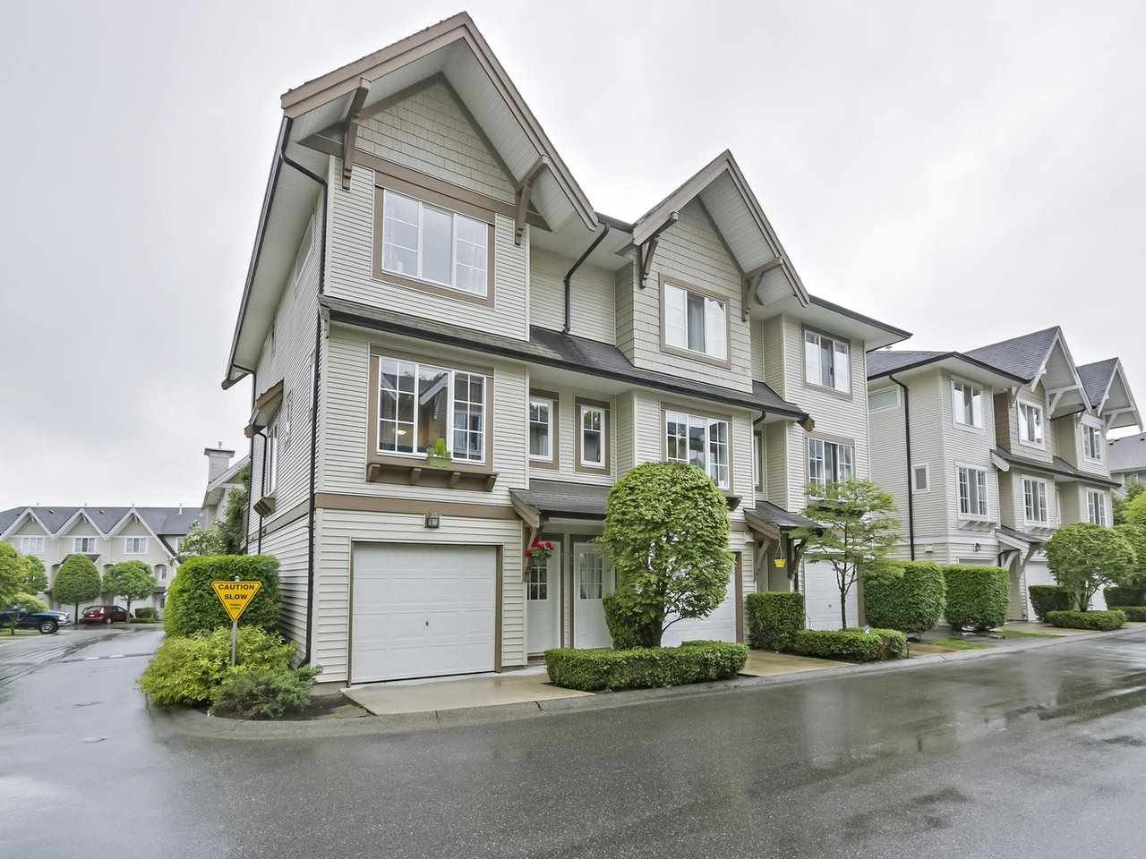"Main Photo: 43 20540 66TH Avenue in Langley: Willoughby Heights Townhouse for sale in ""Amberleigh"" : MLS®# R2370760"