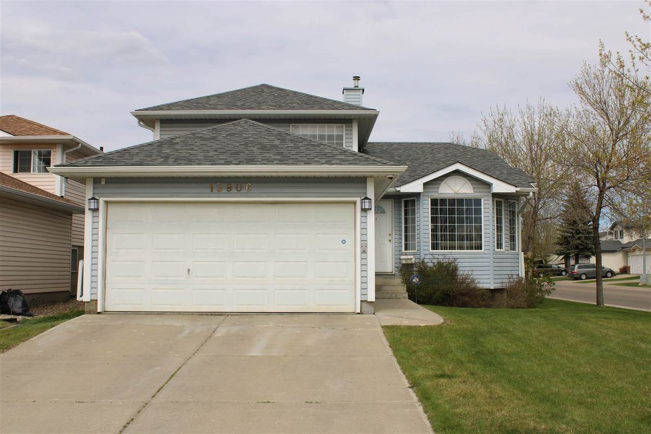 Main Photo: 13806 131A Avenue in Edmonton: Zone 01 House for sale : MLS®# E4158385