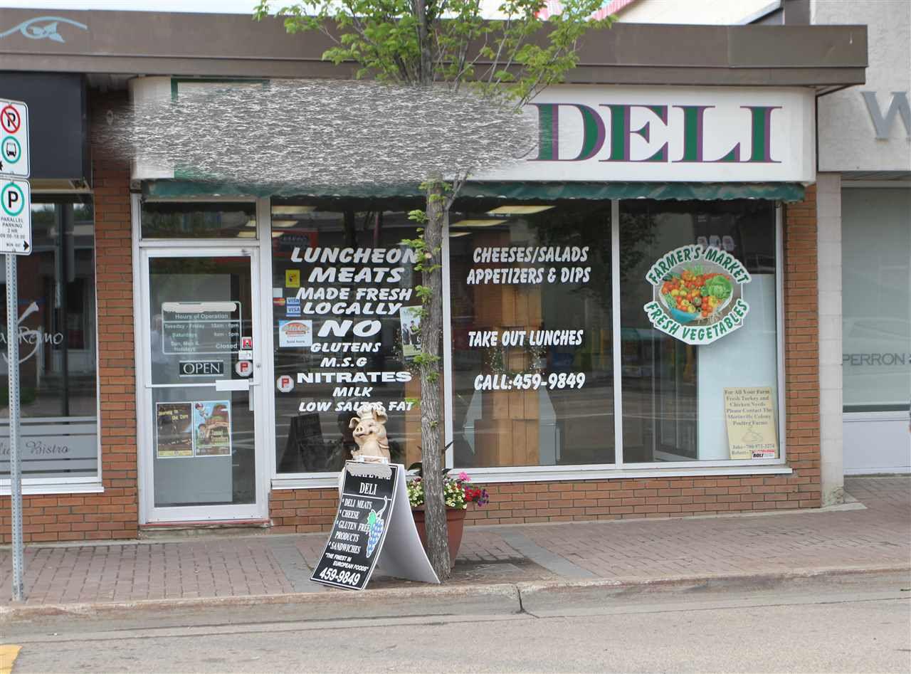 Main Photo: 10B Perron Street: St. Albert Business for sale : MLS®# E4163160
